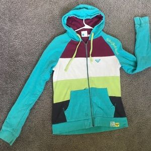 Longsleeved Roxy jacket